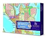 MetroPuzzle Seattle - 1000 pc