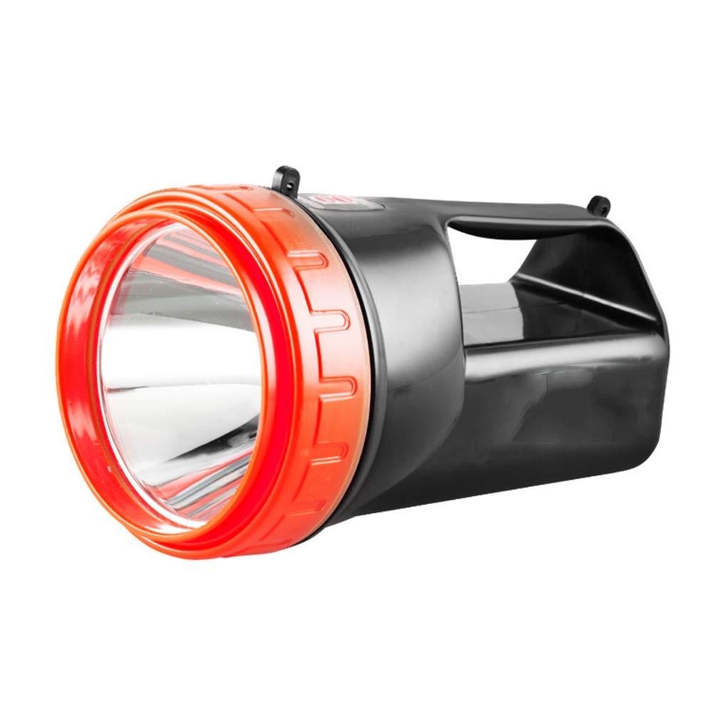 ZM Flashlight Outdoor-Scheinwerfer tragbare tragbare regendicht LED Camping Hause Outdoor Taschenlampe