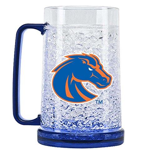 - NCAA Boise State Broncos 16oz Crystal Freezer Mug