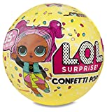 #1: L.O.L. Surprise! Confetti Pop-Series 3-Wave 1 Unwrapping Toy