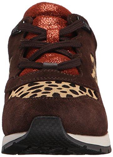 Shahira14 Fashion Sneaker De Geox Camel / Café