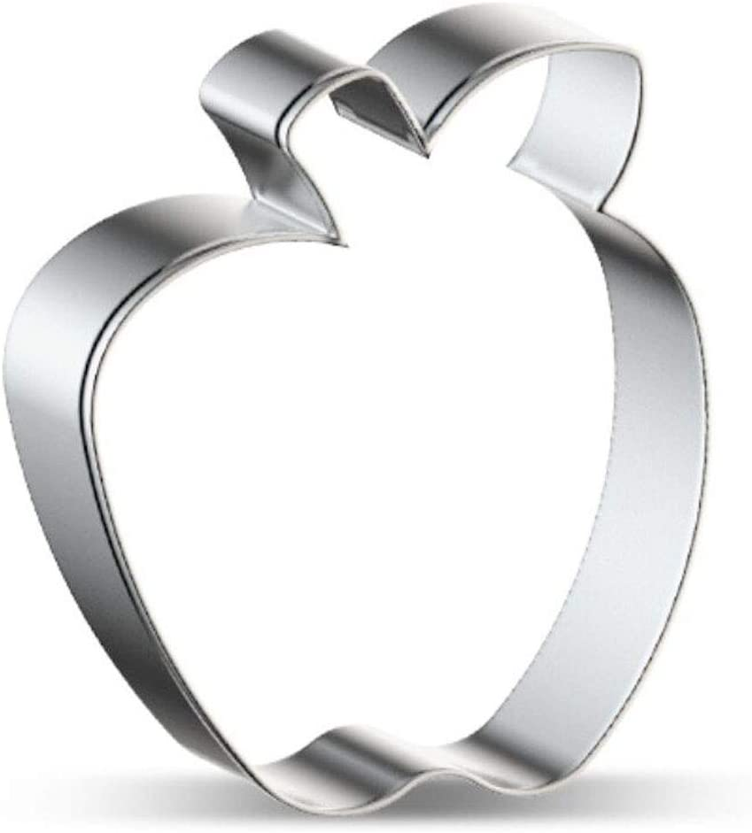 WJSYSHOP Apple Fruit Cookie Cutter - B Small Size