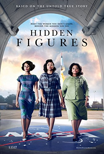 Hidden Figures Movie Poster Limited Print Photo Taraji P. He