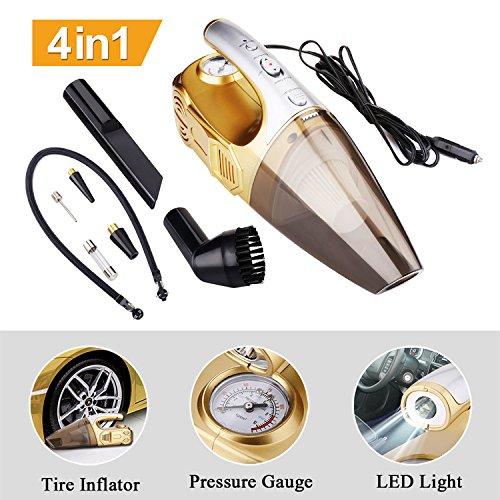Best Car Vacuum Cleaner Amazon Com