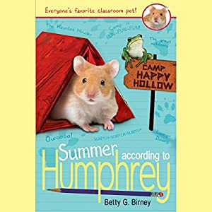 Summer According to Humphrey Audiobook