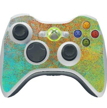 Sticker Decal for Xbox 360 Console Controller Multicolor - 4
