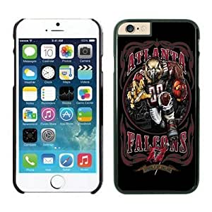 NFL Case Cover For Apple Iphone 5/5S Atlanta Falcons Black Case Cover For Apple Iphone 5/5S Cell Phone Case ONXTWKHB0147