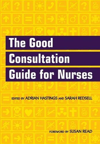 Download The Good Consultation Guide for Nurses pdf
