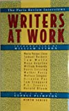 Writers at Work, , 0670843113