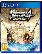 Warriors Orochi 4 Ultimate PS4 Game [UK-Import]