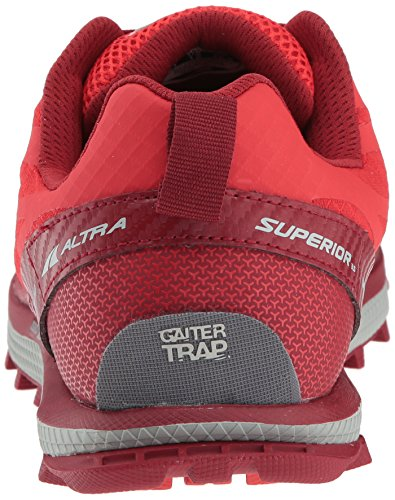 Altra Superior 3.5 Man Shoes Running, Red, 48 EU