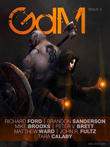 Grimdark Magazine Issue #4