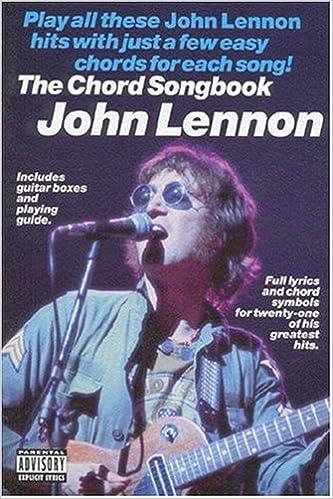 John Lennon: The Chord Songbook: John Lennon: 9780711981614: Amazon ...