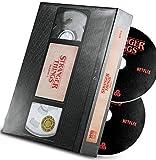 Stranger Things Exclusive Game Set Season 1 DVD Blu Ray VHS Box Edition + Kellogs Eggo Gard Game - Special Edition Bundle