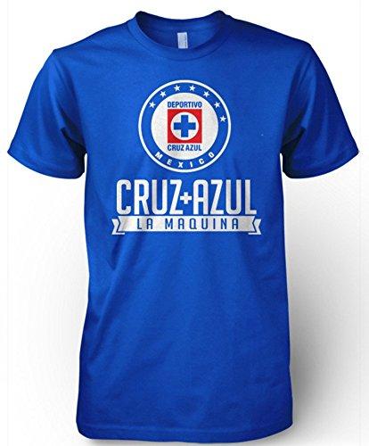 Amazon.com: Cruz Azul La Maquina T Shirt Camiseta Playera Mexico Soccer Futbol FMF Liga MX: Sports & Outdoors