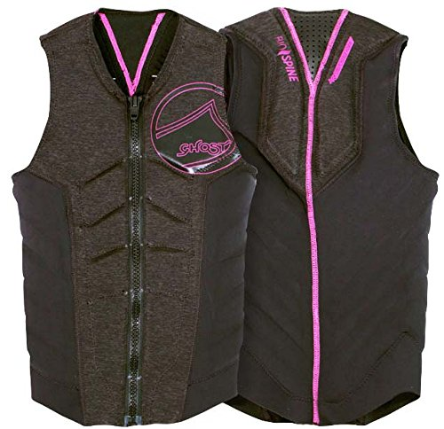 Liquid Force Women's Ghost Competition Life Jacket Pink (S) by Liquid Force
