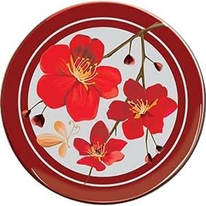 Slimware Jubilee Portion Conscious Dinner Plates, Set of 4