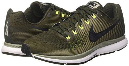 302 Grey Dark Gris Course Black Chaussures Zoom sequoia Air De volt 34 Pegasus Pied dark Stucco Nike White TfwqSA