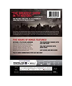 The Sopranos: The Complete Series (Blu-ray + Digital HD) by HBO Home Entertainment