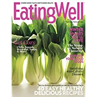 1-Year Eating Well Magazine Subscription