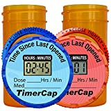 TimerCap Automatically Displays Time Since Last
