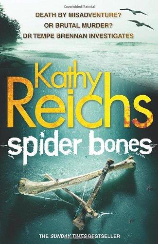 """Spider Bones (Temperance Brennan 13)"" av Kathy Reichs"