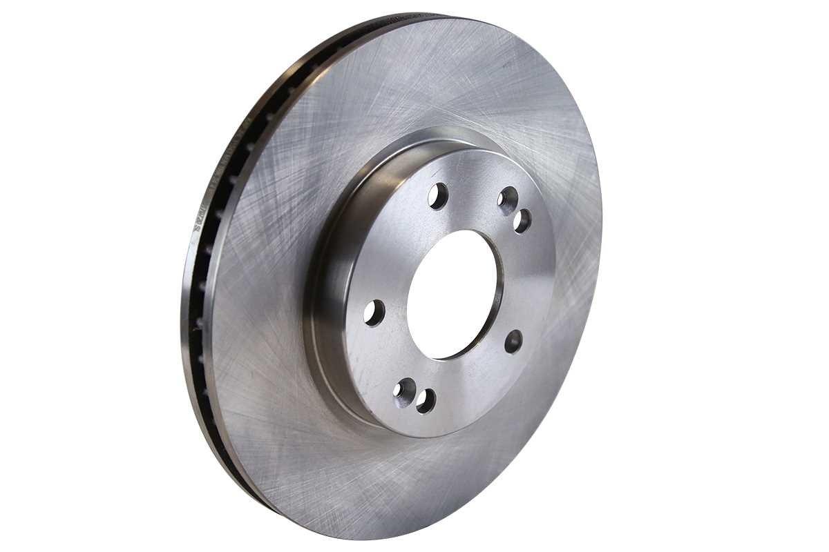 Prime Choice Auto Parts R41545PRSCD1397 Front Set of Premium Rotors /& Ceramic Pads