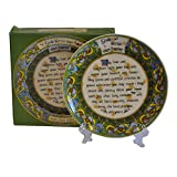 Royal Tara God Bless Our Home Irish 4'' Decorative Plate