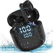 Audífonos Inalámbricos Bluetooth 5.0 TYC, Auriculares Inalámbricos Deportivos Mini Sonido Estéreo In-Ear, Auri