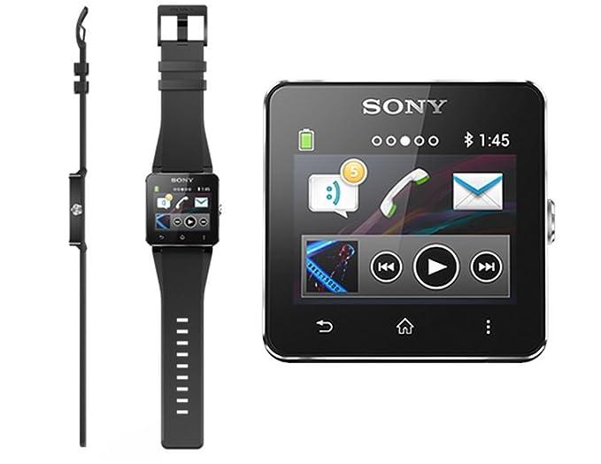 Amazon.com: NEW Sony Wristwatch Smartwatch 2 Ii Sw2 for ...