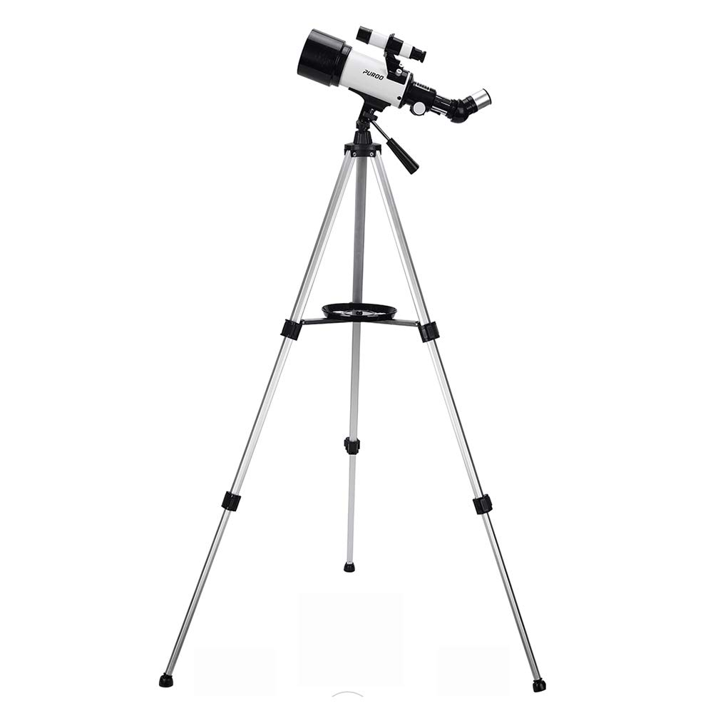 Astronomical Telescope 120X Magnification Optical HD Reflective Telescope, Easy to Assemble and disassemble roof Telescope, Multi-Function Portable high-Power Outdoor Hiking Travel monocular