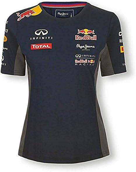 Infinity Camiseta Oficial Formula Team RB F1 Racing - Mujer ...