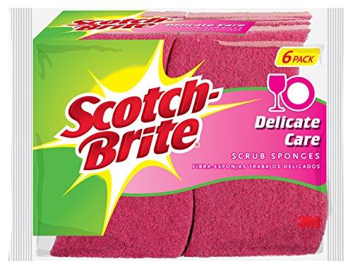 Scotch-Brite Delicate Care Scrub Sponge