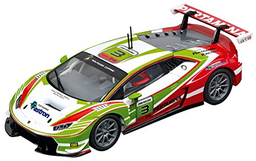 Carrera 27544 Evolution Analog Slot Car Racing Vehicle - Lamborghini Huracán Gt3 Italia (1: 32 Scale) ()