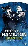 Greg Mandel, Tome 2 : Quantum par Peter F. Hamilton