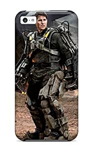 Jerry marlon pulido's Shop Snap-on Case Designed For Iphone 5c- Edge Of Tomorrow Tom Cruise 8222010K45402032
