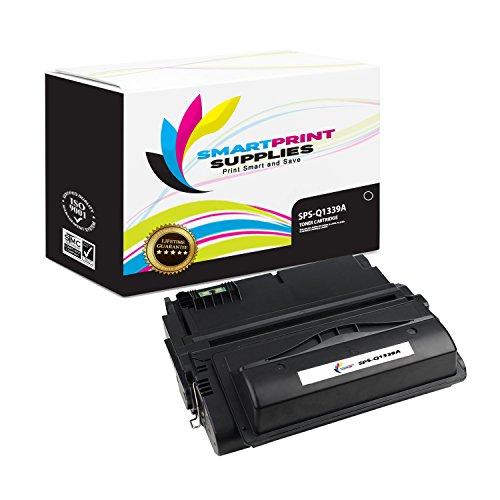 Smart Print Supplies Compatible 39A Q1339A Black Toner Cartridge Replacement for HP Laserjet 4300 Printers (20,000 ()