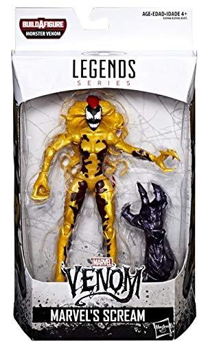 Marvel Legends Series 6-inch Marvel's Scream