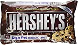 Hershey's Sugar Free Semi-Sweet Baking Chips, 8-Ounce Bag (Pack of 3)