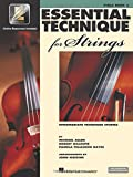 Best Book Of Violas - Essential Technique for Strings: Viola with EEI Review