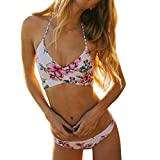 Best OVERMAL Bathing suits - OVERMAL Push-up Padded Bra Swimsuit Bathing Sexy Women Review