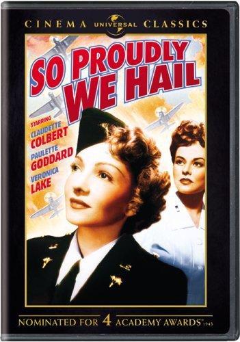 So Proudly We Hail: Cinema ()
