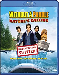Cover Image for 'Without a Paddle: Nature's Calling'
