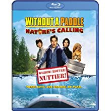 Without A Paddle: Nature's Calling [Blu-ray] (2008)