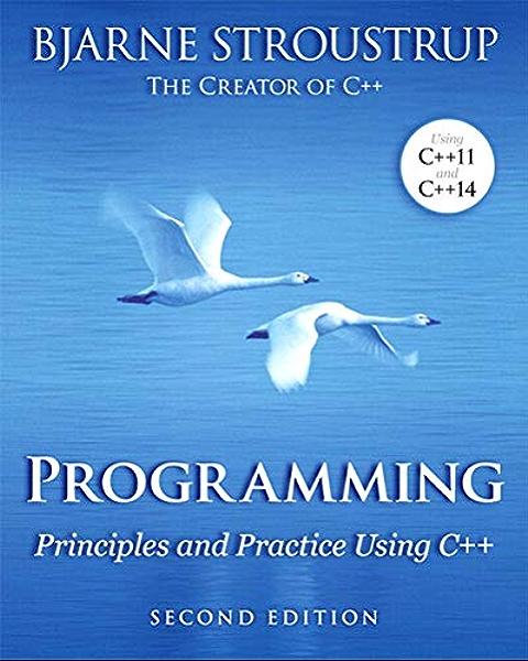 Amazon Com Programming Principles And Practice Using C Ebook Bjarne Stroustrup Kindle Store