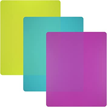 Flexible Plastic Cutting Board Mats