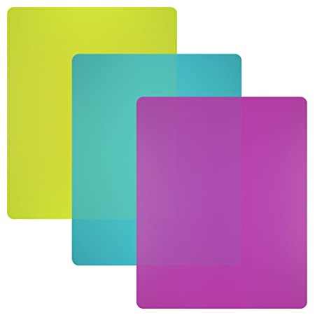 Review Flexible Plastic Cutting Board