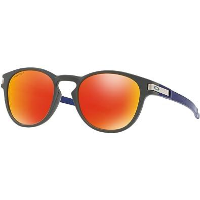 Amazon.com: Oakley para hombre Latch Aero anteojos De Sol ...