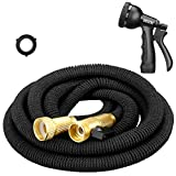 "URCERI 25 foot Expandable Garden Hose with 3/4"" Review and Comparison"