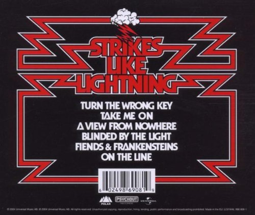 Strikes Like Lightning by Universal Import